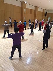 筋力トレーニング サン・サンうんどう教室