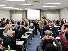 健康講座「認知症予防」