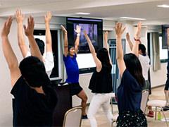 体幹トレーニングで代謝アップ&シコアサイズ