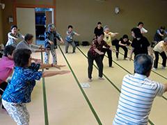 筋力トレーニング サン・サン運動教室