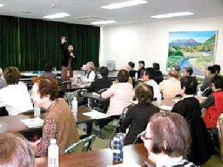 元気力アップのコミュニケーショントレーニング