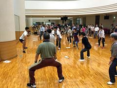 貴流運動法シコアサイズ及び3・3運動プログラム