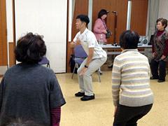 筋力トレーニング 3・3運動プログラム
