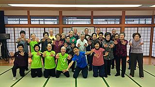 筋力トレーニング サンサン運動教室