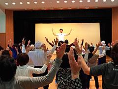 筋力トレーニング講習会 (3・3運動プログラム)