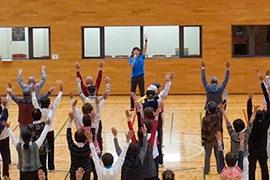 筋力トレーニング講習会
